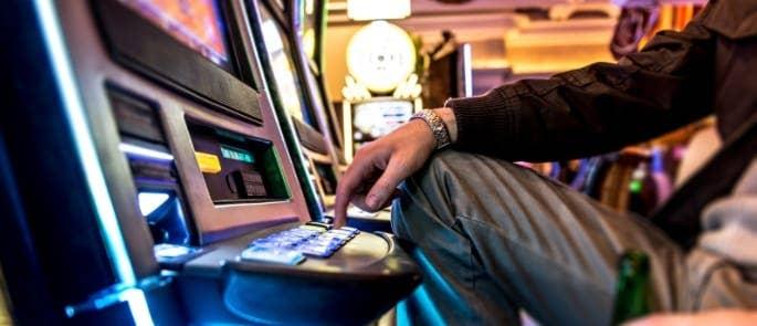 gambling slot machine