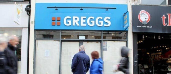 Greggs Bournemouth