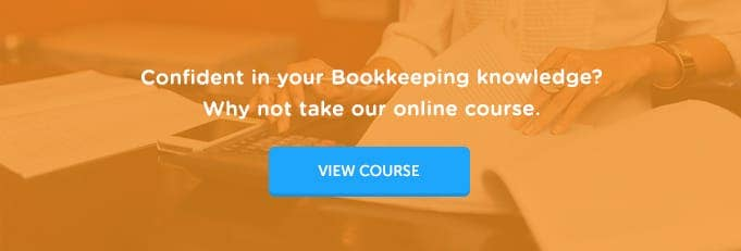 Online Bookkeeping Training From High Speed Training