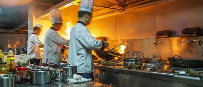 kitchen hazards chefs