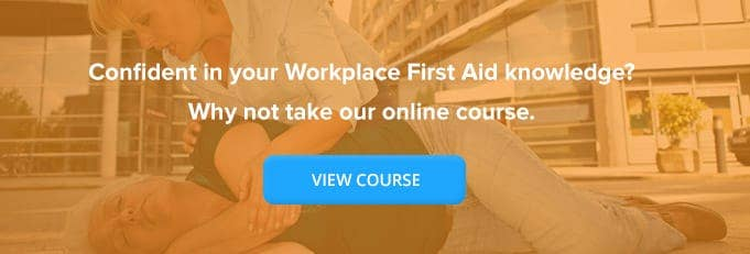 Workplace First Aid Training From High Speed Training