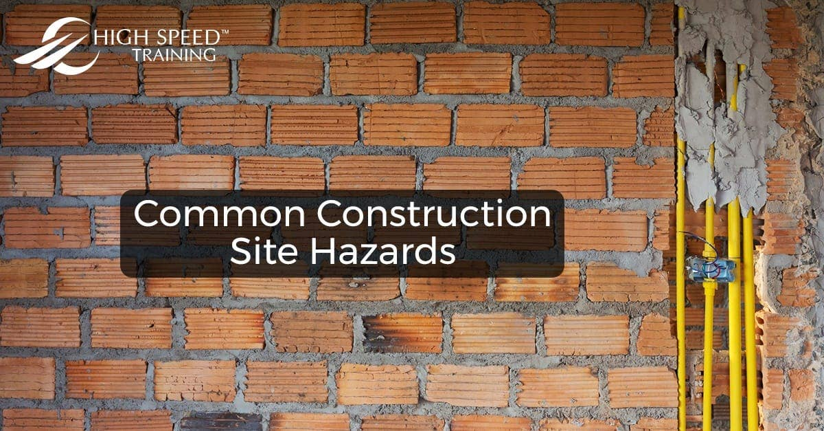 10 Common Construction Hazards & How to Avoid Them