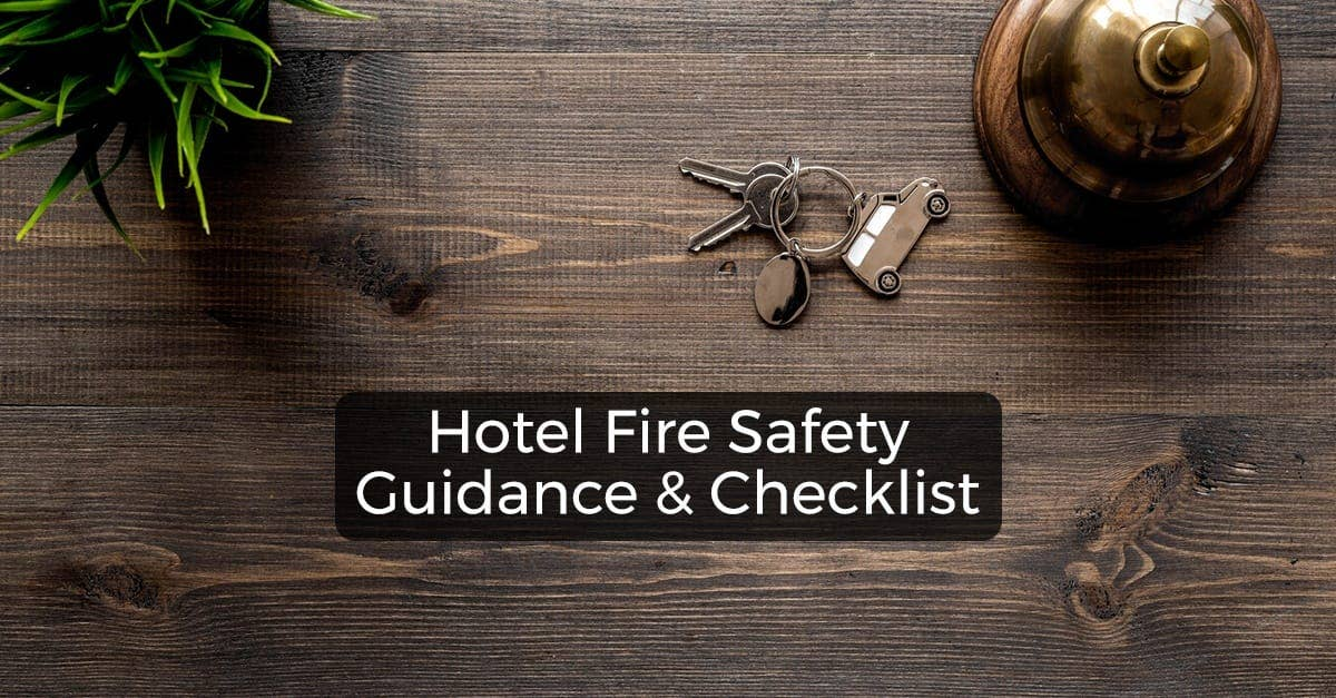 Hotel Fire Safety Guide for Managers | High Speed Training