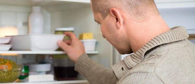 fridge storage