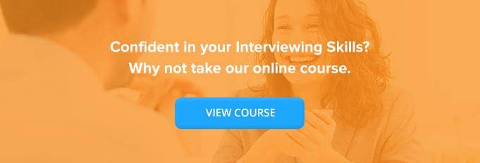 Interviewing Skills Training From High Speed Training