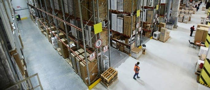 warehouse safety procedures