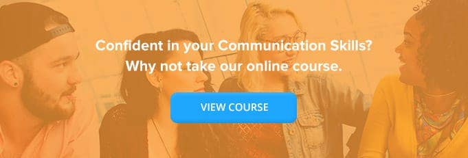 Communication Skills Online Training From High Speed Training