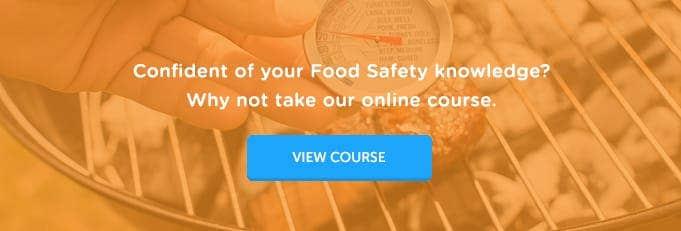 Food Safety Online Training From High Speed Training