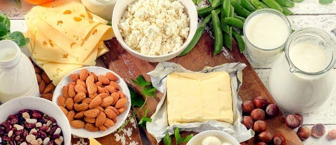 common food allergens such as nuts, grains and dairy products