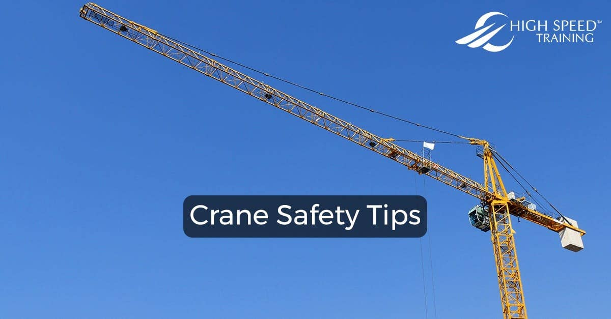 Crane Safety Common Hazards And Control Measures