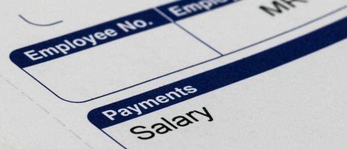 Salary statement