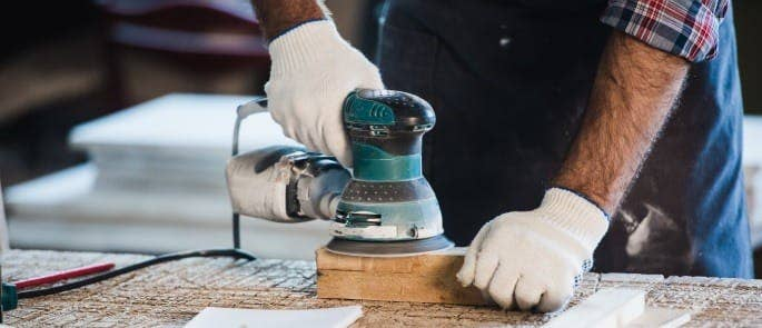 Prolonged use of a hand-held power tool can increase risk of developing HAVS