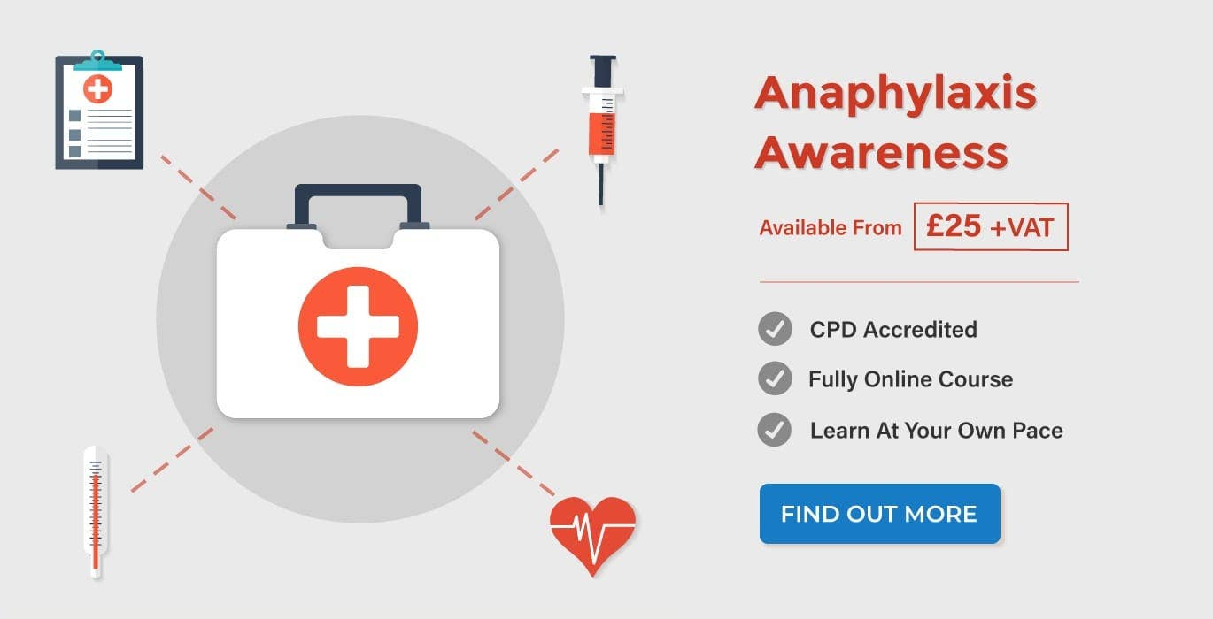 Online Anaphylaxis Quiz for Nurses | Test Your Allergy Awareness