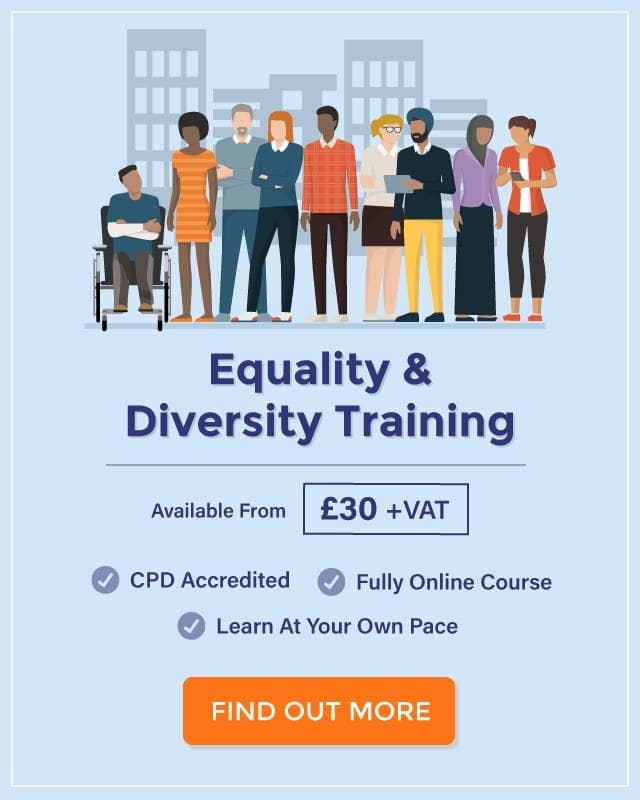 equality and diversity training online free