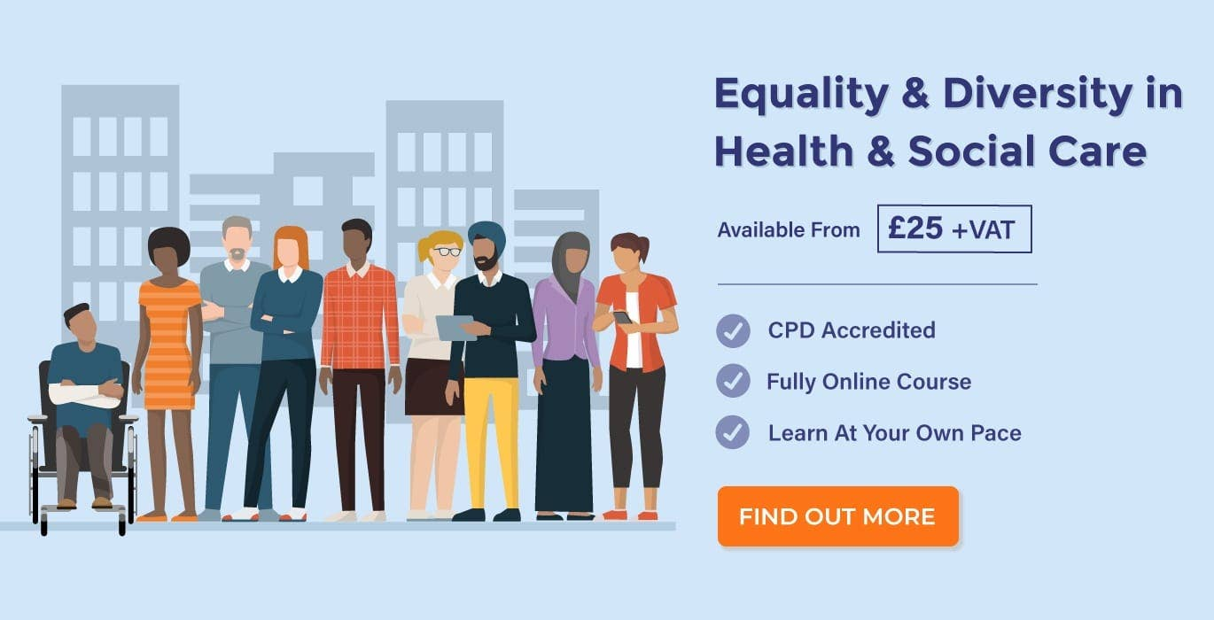 The benefits of equality & diversity in the workplace.
