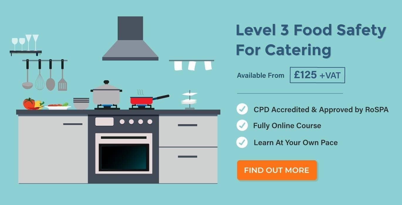 Level 3 Intermediate Food Hygiene Quiz Practice Test