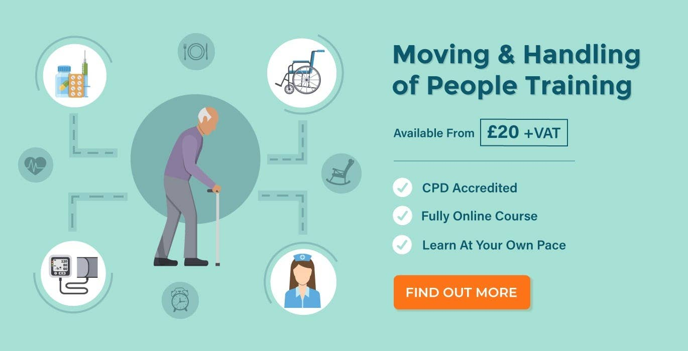 How To: Using a Hoist in a Care Home (Manual Handling)