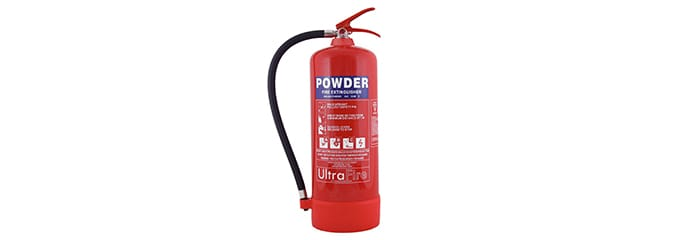 Types of Fire Extinguishers - Colours, Signage & Fire Classes