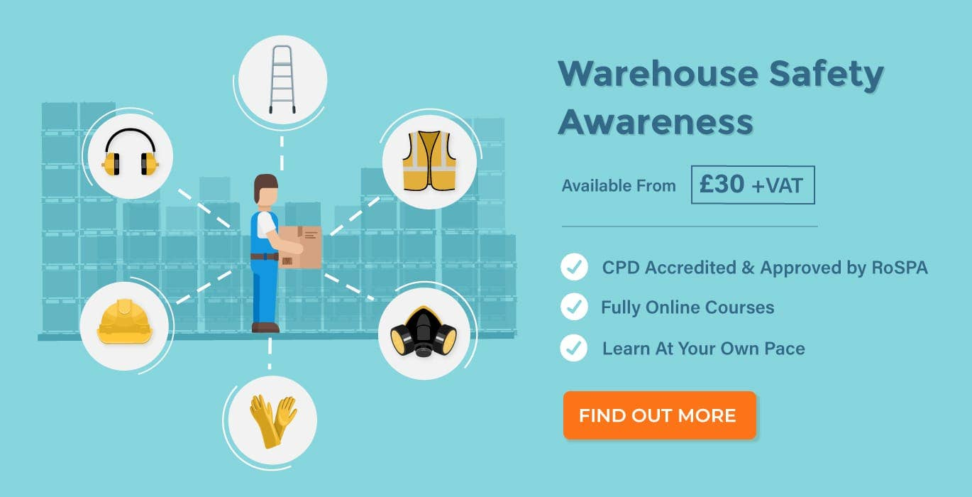 Warehouse Safety Procedures | 40 Top Tips | High Speed Training