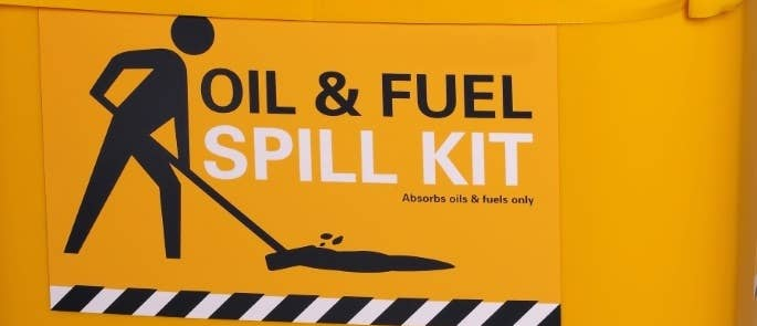 spill kit example