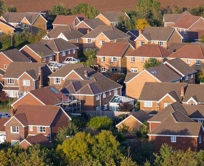 housing estate uk