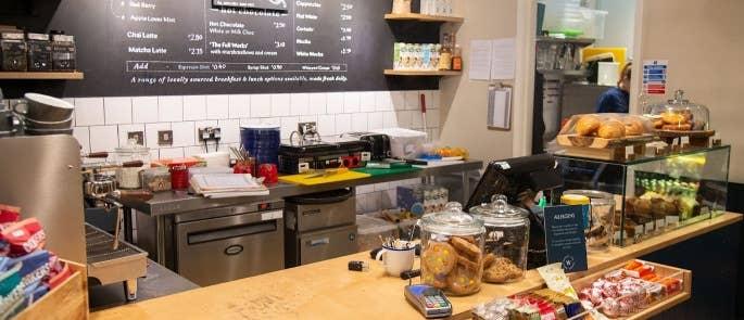 Cafe W bar
