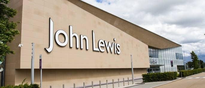 John Lewis Store Front