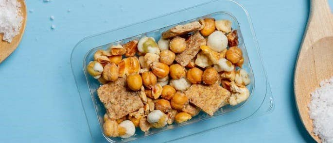 Graze Sea Salt and Vinegar Veg Cruncher box