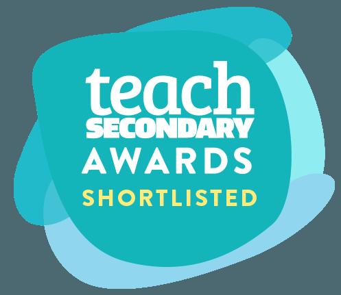 teach secondary award nomination 2019