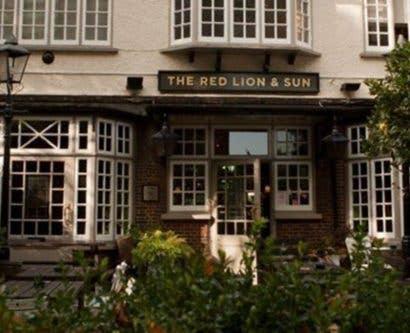 The Red Lion & Sun Pub