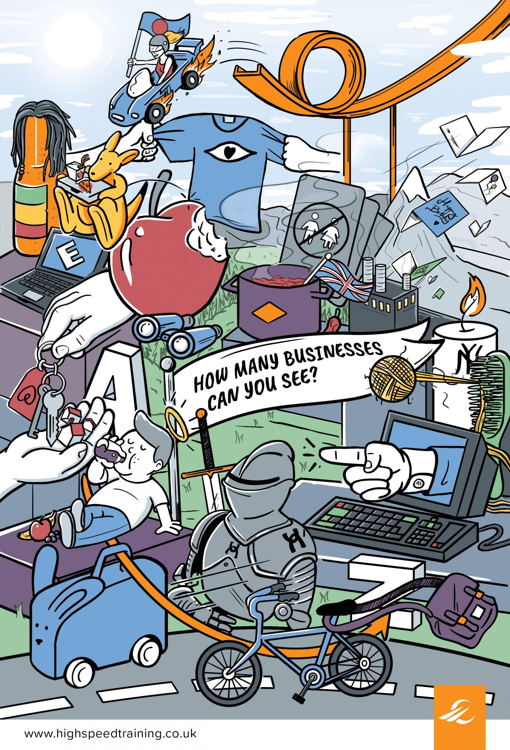 Business brain teaser
