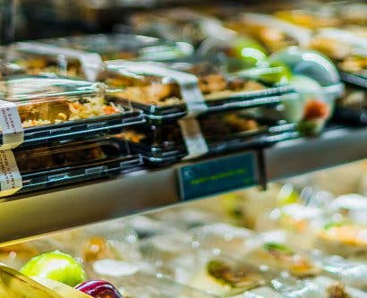 What is Prepacked for Direct Sale Food?