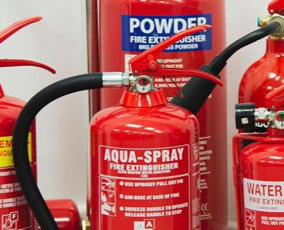 Understanding the Different Types and Uses of Fire Extinguishers
