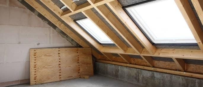 Loft roofing
