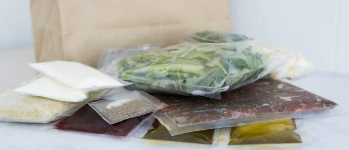 Vacuum Pack Meal Kit