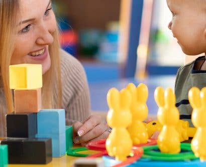 Professional Development in Early Years Education