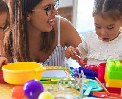Promoting Positive Behaviour in Early Years: A Guide for Nurseries